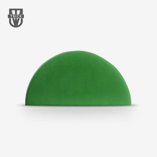 TrickMgaic The Magician Basic Pad Green semi-circleTrickMgaic The Magician Basic Pad Green semi-circle