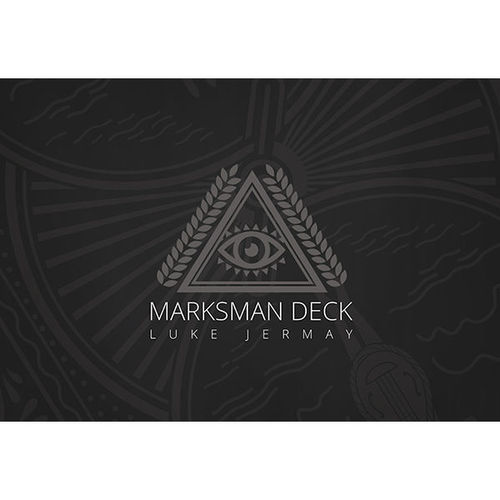 제이엘매직 마크스맨덱(Marksman Deck (Gimmicks and Online Instructions))by Luke Jermay