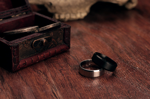 TrickMagic EDC Ring black 10