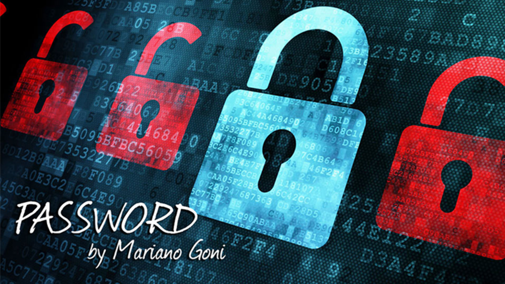 PASSWORD(by mariano goni)