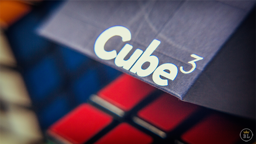 Cube 3*** By Steven BrundageCube 3*** By Steven Brundage