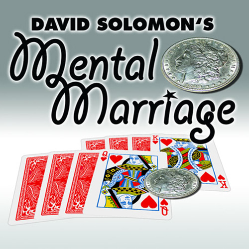 제이엘매직 멘탈매리지(David Solomon's Mental Marriage)