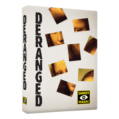 제이엘매직 데랑드 - Deranged (DVD & Gimmicks) by Jay Sankey