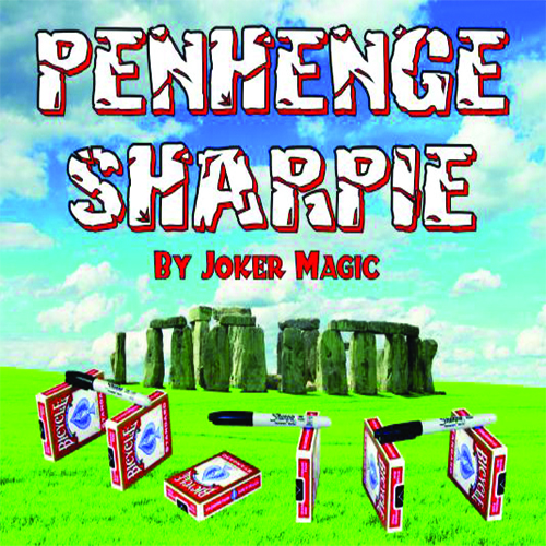 제이엘매직 펜헨지샤피 - Penhenge Sharpie by Joker Magic