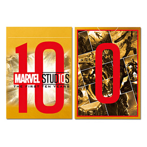 마블 10주년 골드덱(Marvel Studios10years Gold deck)