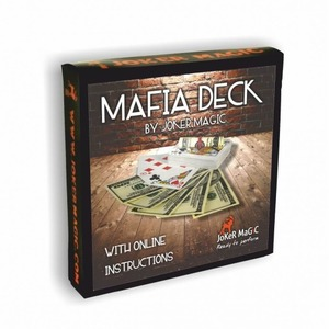 마피아덱 - Mafia Deck by Joker Magic