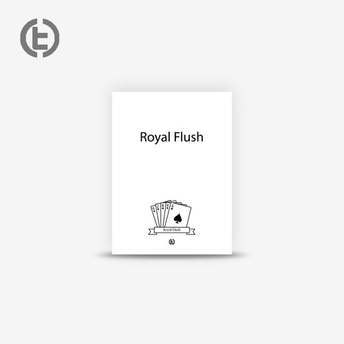 로얄플러쉬(Royal flush) by TCC