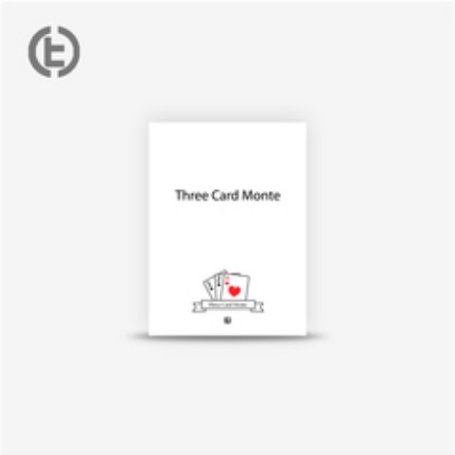 three card monte by TCC