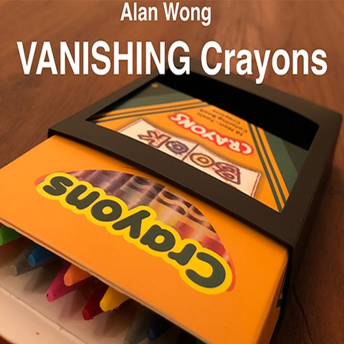 베니싱크래용(Vanishing Crayons by Alan Wong)