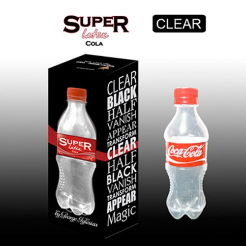 슈퍼코크-클리어(Super Coke (Clear) by Twister Magic)