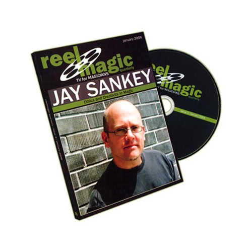 리얼매직에피소드제3편(Reel Magic Quarterly Episode 3 (Jay Sankey)_DVD