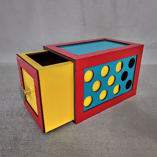 토라신기한상자  (Holed Drawer Box Colorful)