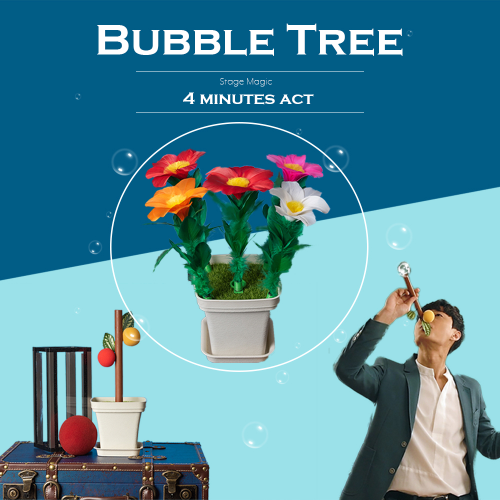 Bubble Tree and Act.-버블트리