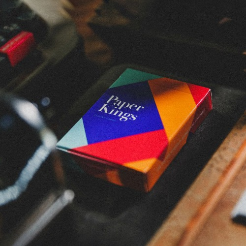 Paper King Playing Cards By TCCPaper King Playing Cards By TCC