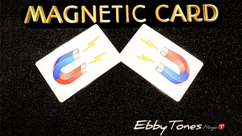 Magnetic Card by Ebbytones video DOWNLOAD