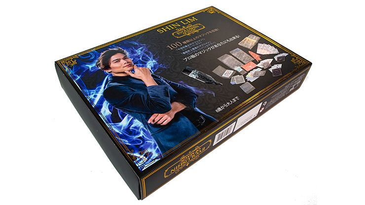 EVOLUSHIN MAGIC SET (JAPAN) by Shin Lim - Trick