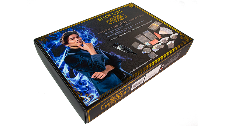 EVOLUSHIN MAGIC SET (GERMAN) by Shin Lim - Trick