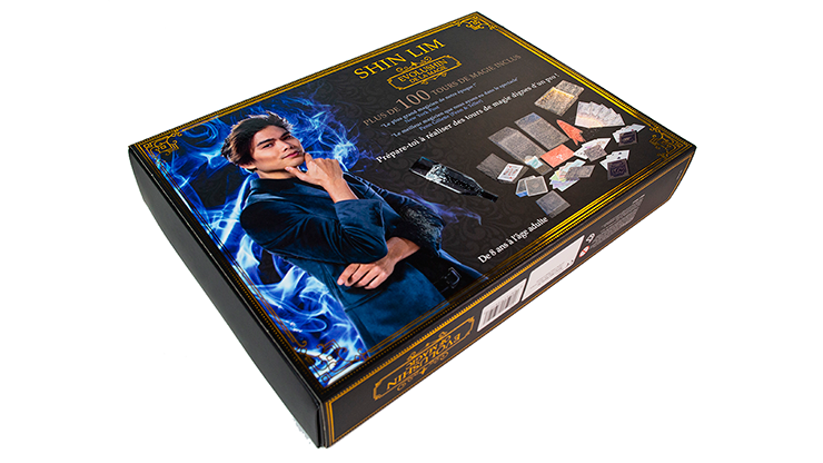 EVOLUSHIN MAGIC SET (FRENCH) by Shin Lim - Trick