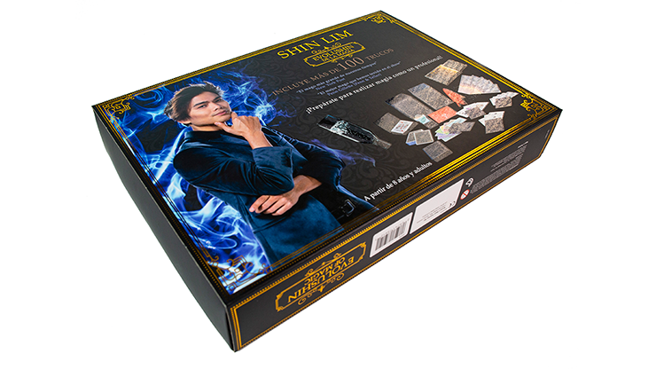 EVOLUSHIN MAGIC SET (SPANISH) by Shin Lim - Trick