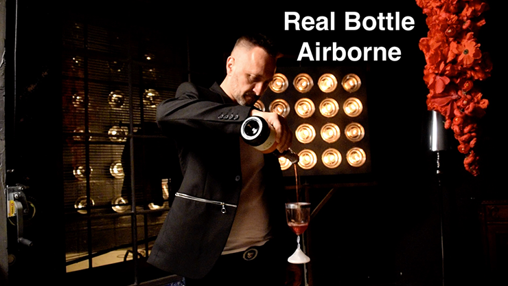 REAL AIRBORNE by Victor Voitko (Gimmick and Online Instructions) - Trick