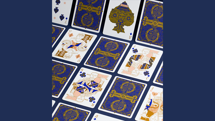 Sapphire Edition Standards Playing Cards By Art of Play