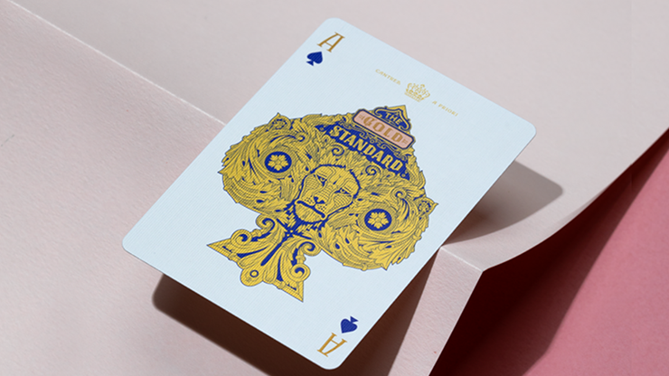 Pink Edition Standards Playing Cards By Art of Play
