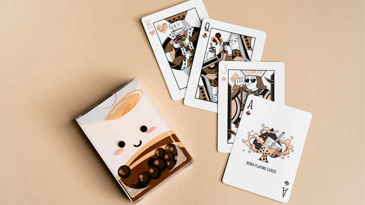 Boba Playing Cards by BaoBao Restaurant